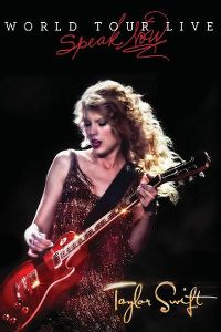 Cover Taylor Swift - Speak Now World Tour Live [DVD]